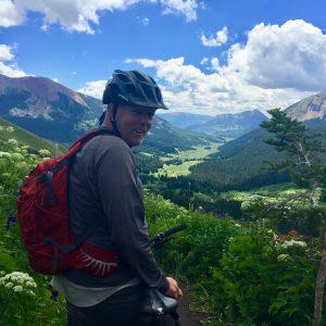 John Powell Mountain Biking
